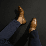 Sapato Masculino Loafer Jeff Whisky