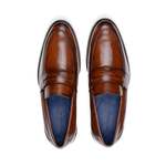 Sapato Social Loafer Weejun Whisky