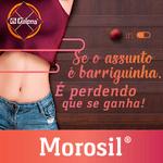 Morosil® 400mg 30cápsulas - com selo de autenticidade