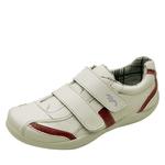 Kit 2 Pares Sapatênis Casual Infantil Top Franca Shoes Camel / Cinza