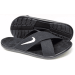 Sandália Chinelo Masculino Nike Preto + Bolsa Brinde