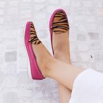 Mocassim Feminino Pink