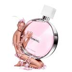 PERFUME FEMININO CHANCE TENDRE 100 ML - CHANEL - EAU DE TOILETTE