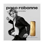 PERFUME MASCULINO ONE MILLION PACO RABANNE - EAU DE TOILETTE- 100 ML - ORIGINAL IMPORTADO