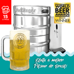 Barril Chope German Pilsner 15 Litros