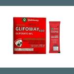 Mata Mato Glifosato Glifoway 480 200mL (10 saches de 20mL) - Quimiway