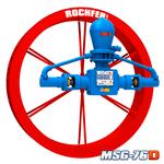 Bomba Rochfer Msg-76d + Roda D'água 2,20 x 0,36 m