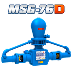 Bomba à Roda D'água ROCHFER MSG-76D