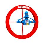 Bomba Rochfer Ultra-42 + Roda D'água 1,37 x 0,13 m