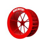 Roda D'água 1,10 x 0,47 m - Série B