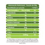 Paçoquinha Zero com Xilitol 160g
