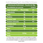 Paçoca Zero Especialidades com Chocolate 400g