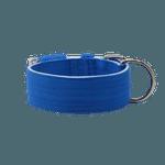 Coleira Para Cachorro Amorosso (azul e branco)