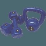 KIT Total Workout - Prata