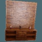 Jogo rack com painel modelo petwork