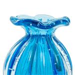 Vaso de Cristal Murano Trouxinha Azul M