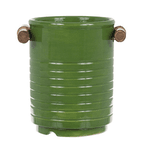 Porta Utensílios Bambu Verde