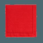 Guardanapo linho vermelho