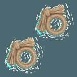 Porta guardanapo sisal