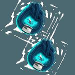 Porta Guardanapo Nó Azul