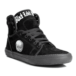 Tênis Black Label Society Black Skullage