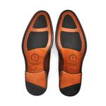 Sapato Social Monk Strap Dalai - Conhaque