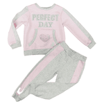 Conjunto Menina Petit Cherie Blusa Calça Algodão Bolso
