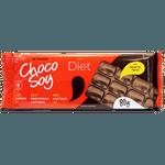 Chocolate Choco Soy Diet 80g Sem Lactose Sem Glúten