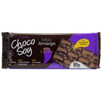 Chocolate Choco Soy Meio Amargo 80g Sem Lactose Sem Glúten