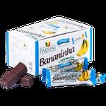 Bananinha Cremosa Sem Açúcar 24x30g