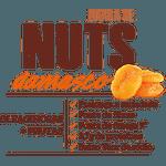 Barra Nuts Damasco 2x30g