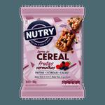Barra de Cereais Nutry Frutas Vermelhas 3x22g