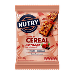 Barra de Cereais Nutry Morango com Chocolate 3x22g