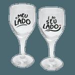 Jogo de Taças de Vinho Com 2 - Ao Seu Lado