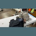 Máquina de Costura Overloque Direct Drive Jack com Guilhotina 799cc