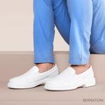 Sapato Conforto Bernatoni Santiago Branco