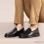 Sapato Conforto Bernatoni Santiago Preto