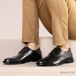 Sapato Social Bernatoni Alemanha Preto