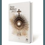 Diário Bíblico 2022 - Capa Almofadada - Eucaristia