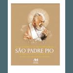 Livro Devocionário e Novena Milagrosa a São Padre Pio