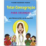 Livro: Total Consagração para Crianças