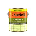 KIT SUVINIL SUPER EPOXI BASE SOLVENTE BRANCO C/ CAT 3,6L