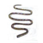 Tira Infinity Plated Fuschia 40x0,5cm