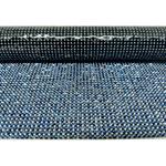 Tira Infinity - Hematite Blue, 40x4cm.