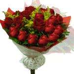 Buquê 18 Rosas Red