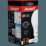 Lâmpada Bulbo LED 12W Branca 6.500K Bivolt