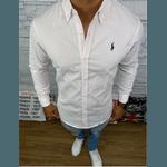 Camisa social Ralph Lauren slim
