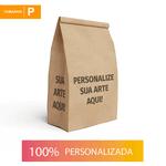 SACO S.O.S PARA DELIVERY PERSONALIZADO - TAMANHO P 17,5X10X23 CM