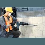Martelo Perfurador Demolidor Bosch GBH 5-40 D 1100W 8,5J EPTA 220V em Maleta plástica Professional