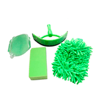 Kit Higiene e Limpeza para Cavalo Verde Importado - Partrade